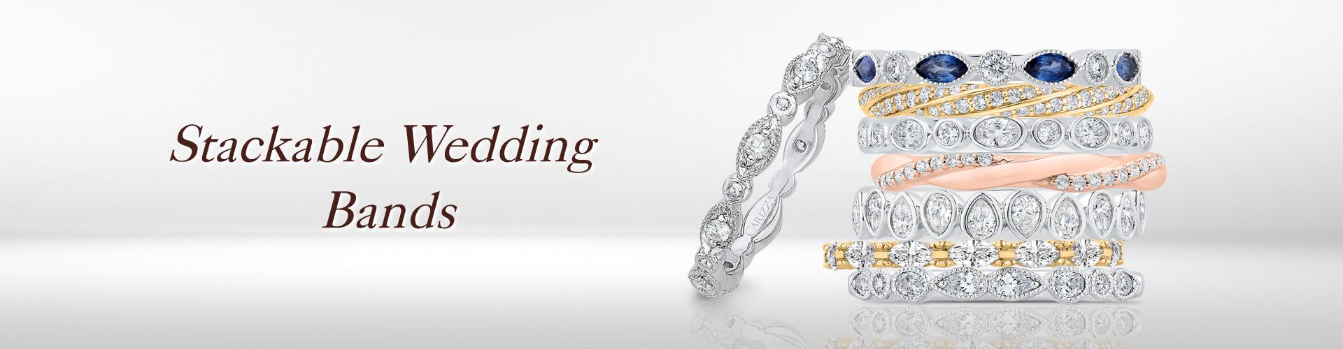 Stackable Rings & Stackable Bands