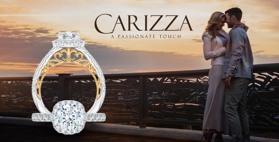 Carizza Engagement Rings Carizza Wedding Bands Shah Luxury
