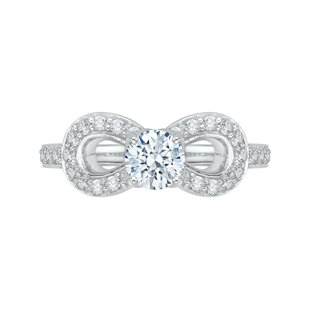 jewelry infinity allan diamond products engagement elias ring