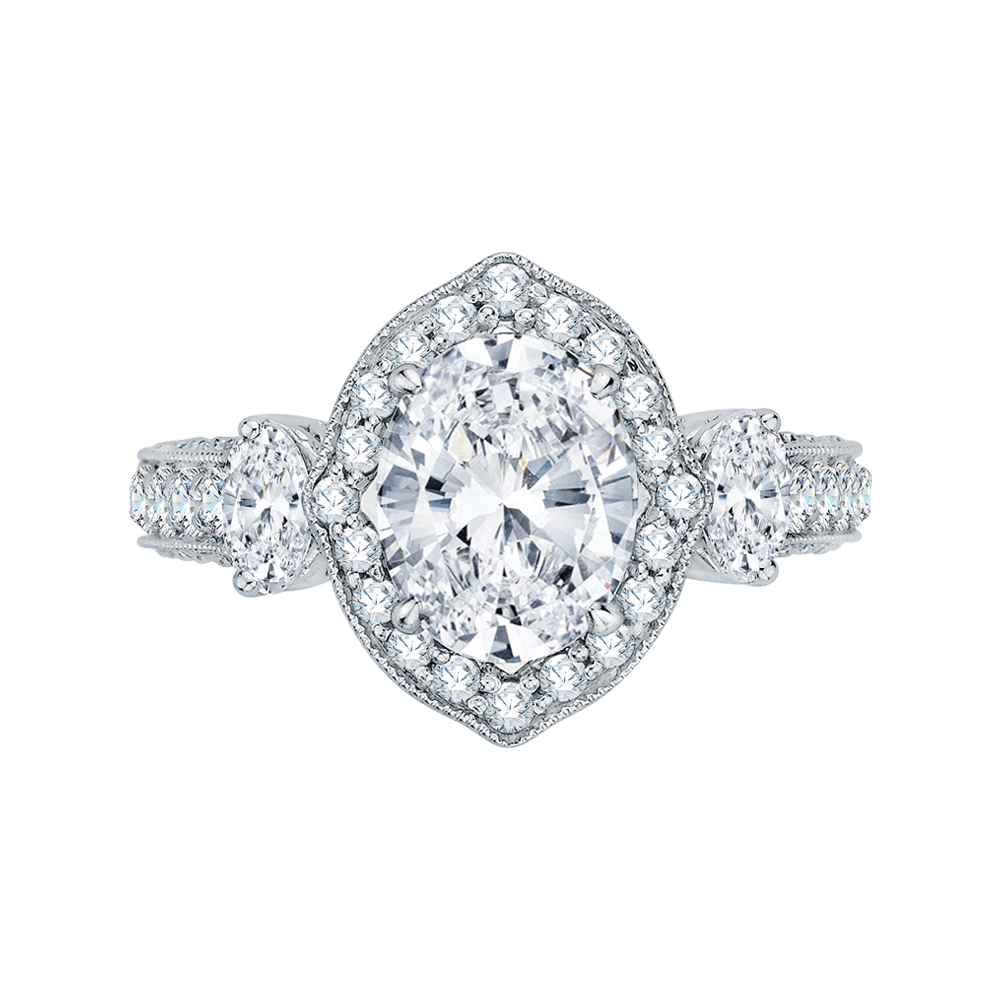 halo oval features boston cut rings we spectacular m ring by how this love bead flynn engagement set an shop diamonds diamond surrounded carat