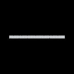 14K White Gold 4 5/8 Ct Diamond Lecirque Tennis Bracelet