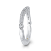 14K White Gold .15 ct. Diamond Promezza Wedding Band